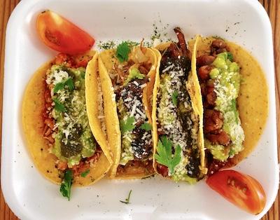 Tacos Mixtos (4 unidades)